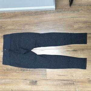 Pants - Lululemon winder under pant 6, gray pique